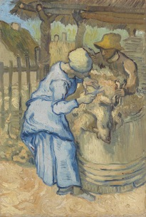 the sheepshearer 1889