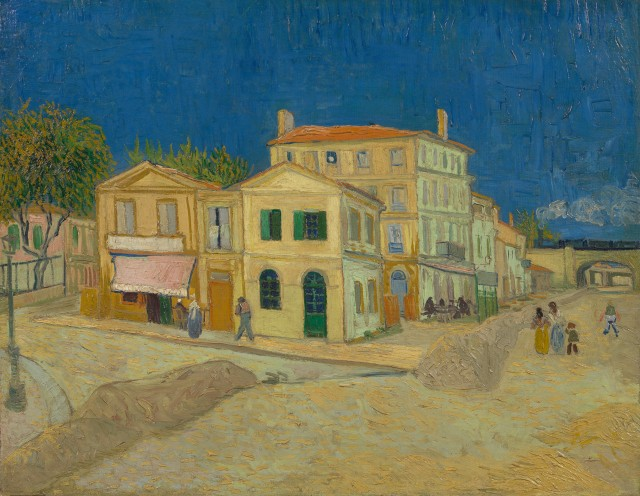 The Yellow House (The Street) 1888