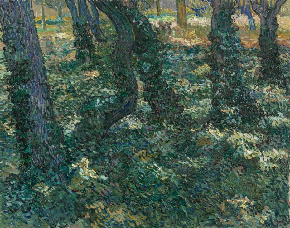 undergrowth 1889