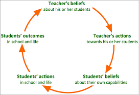 teaching beliefs cycle